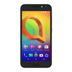 Alcatel A3 (4G/LTE, 16GB/2GB, Opt) - Prime Black Front