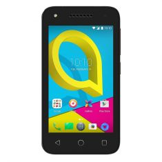 Alcatel U3 Grey - Front