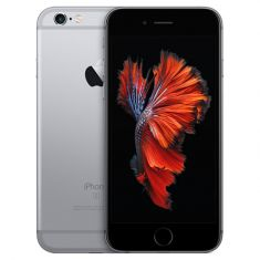 Apple iPhone 6S - Space Grey - Front Back