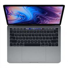 """Apple Macbook Pro 13.3"""" 2019 1.4 Ghz with Touch Bar 128GB Space Grey front"""
