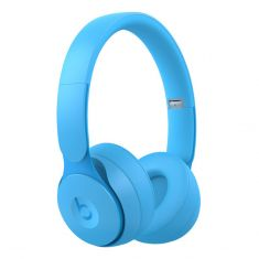 Beats Solo Pro Wireless Noise Cancelling Headphones - Light Blue Main