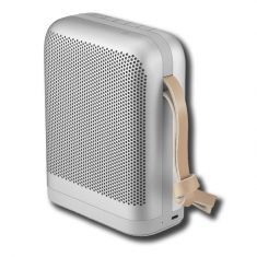 B&O PLAY Beoplay P6 Portable Bluetooth Speaker - Natural Front