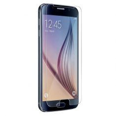 Cleanskin Tempered Glass Screen Guard for Samsung Galaxy S6 - main