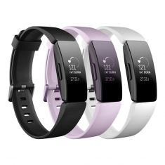 Fitbit Inspire HR Heart Rate + Fitness Tracker front