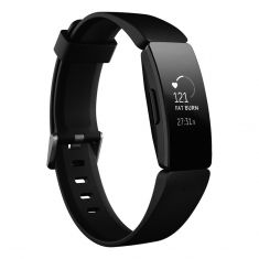 Fitbit Inspire HR Heart Rate + Fitness Tracker - Black Main