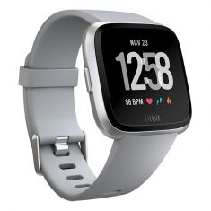 Fitbit Versa Smart Watch - Grey Aluminium Main