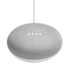 Google Home Mini - Chalk Main