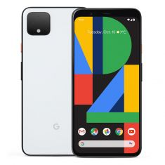 Google Pixel 4 XL 16MP  64GB/6GB Clearly White