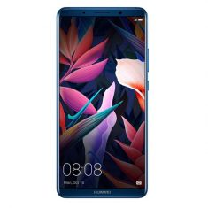 Huawei Mate 10 Pro 128GB Single Sim - Midnight Blue - Front