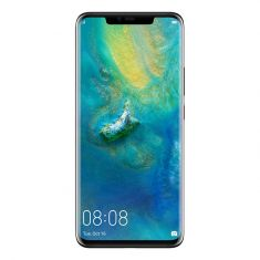 Huawei Mate 20 Pro (Dual Sim 4G/4G, 128GB/6GB) - Midnight Blue - Front