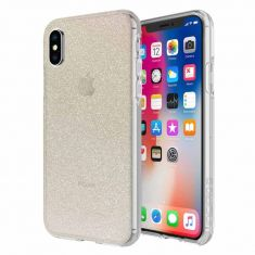 Incipio Design Series Case for iPhone X - Champagne Glitter Main