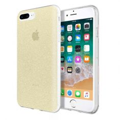 Incipio Design Series Case for Apple iPhone 8/7/6s/6 Plus - Champagne Glitter main