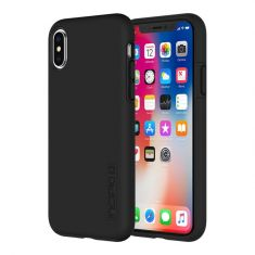 Incipio Dualpro Pure Case for iPhone X - Smoke Black