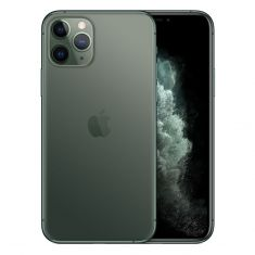 [Open Box - As New] Apple iPhone 11 Pro 256GB - Midnight Green Front
