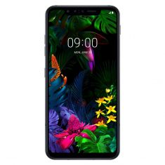 "LG G8s ThinQ (6.2"", 4G, 13MP) - Mirror Black Front"