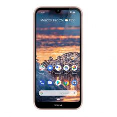"""Nokia 4.2 (5.71"""", 13MP, 16GB) - Pink Front"""