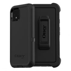 Otterbox Defender Case for Google Pixel 4 Black front