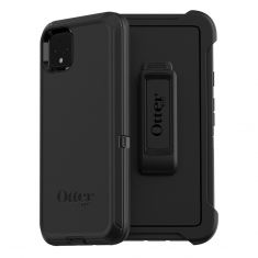 Otterbox Defender Case for Google Pixel 4 XL Black front