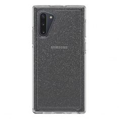 OtterBox Symmetry Glitter Case For Samsung Galaxy Note 10 Stardust  front