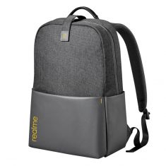 realme Tech Backpack Grey front