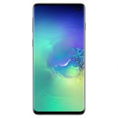 "Samsung Galaxy S10 6.1"" 512GB/8GB Opt Prism Green front"