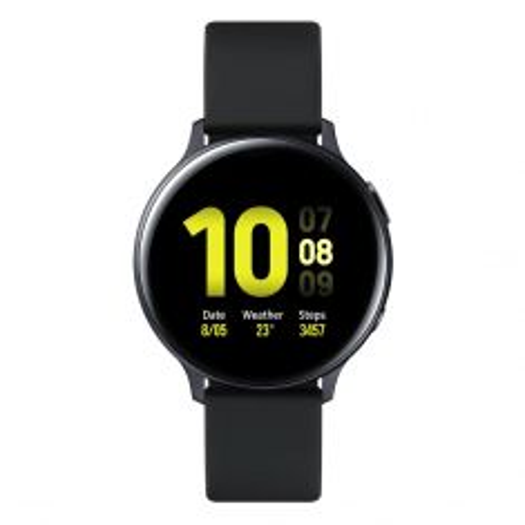 Samsung Galaxy Watch Active 2 SM-R820 44mm Bluetooth Black Aluminium front