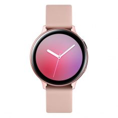 Samsung Galaxy Watch Active 2 SM-R820 44mm Bluetooth Pink Gold Aluminium front