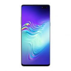 "Samsung Galaxy S10 (5G, 6.7"", 16MP ) 5G Telstra - Majestic Black - Front"