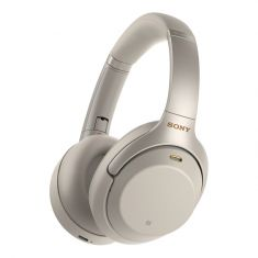Sony WH-1000XM3 - Silver Front