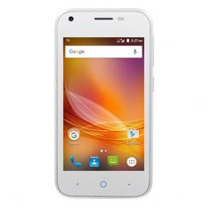 ZTE Blade Shout A110 4G White front