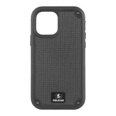 Pelican Shield G10 Case for iPhone 12 Pro Max - Black-back
