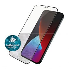 PanzerGlass Edge to Edge Screen Protector for iPhone 12 Pro Max - Clear-main