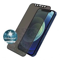 PanzerGlass Privacy Screen Protector for iPhone 12 mini - Black-front-main