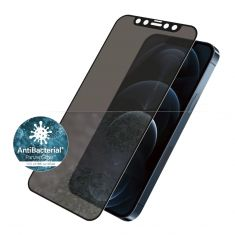 PanzerGlass Privacy Screen Protector for iPhone 12 Pro Max - Black-main