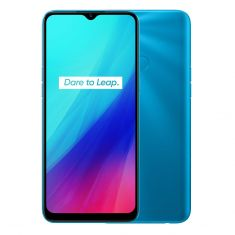 "realme C3 (6.5"", 5000mAh, 64GB/3GB, RMX2020, Opt) - Frozen Blue-main"