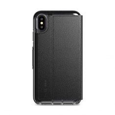 Tech21 Evo Wallet for iPhone Xs Max T21-6142 - Black-back