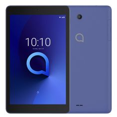 Alcatel 3T 8 4G Android Tablet (8'', 32GB/3GB) - Suede Blue-combo