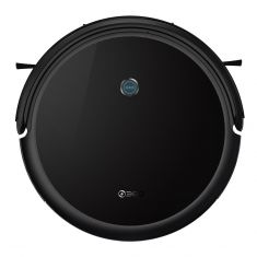 360 C50 Smart Robot Vacuum and Mop Cleaner - Black -main