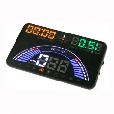"Scosche 5.8"" OBD GPS Combo Heads-Up Display - Top"