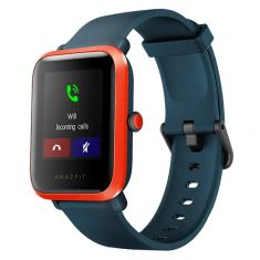 Amazfit Bip S Smart Watch W1821OV4N - Red Orange- main