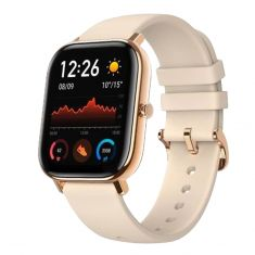 Amazfit GTS Smart Watch W1914OV1N - Desert Gold- main
