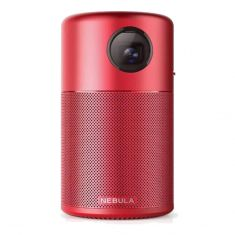 Anker Nebula Capsule Portable Projector D4111C91 - Red-main