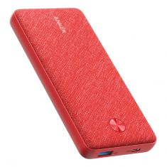 Anker PowerCore Essential 18W 20000mAh PD Power Bank A1281T51 - Red