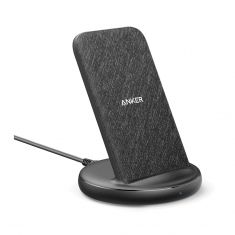 Anker PowerWave Sense Stand Wireless Charger B2529TF1 - Black-main
