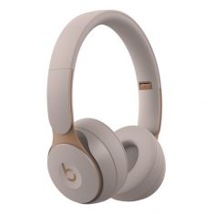 Beats Solo Pro Wireless Noise Cancelling Headphones - Grey Main