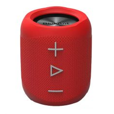 Blueant X1 Portable Bluetooth Speaker - Red Front