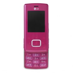 [Brand New Sealed in box, Vintage Stock, 2G only, Vau] LG KG800 - Pink - main