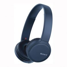 Sony WH-CH510 Wireless Headphones - Blue - Main