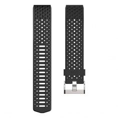 Fitbit Charge 2 Sports Band Large FB160SBBKL - Black - main