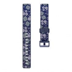Fitbit Inspire Print Band Large FB169PBNVL - Bloom - main